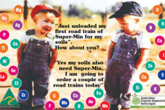 Remineralise to Regenerate with Super-Min